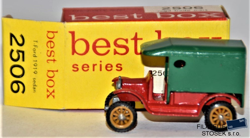 Best Box Holland - T Ford 1919 2506