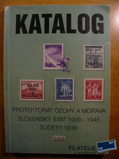 Re: Katalog známek protektorátu