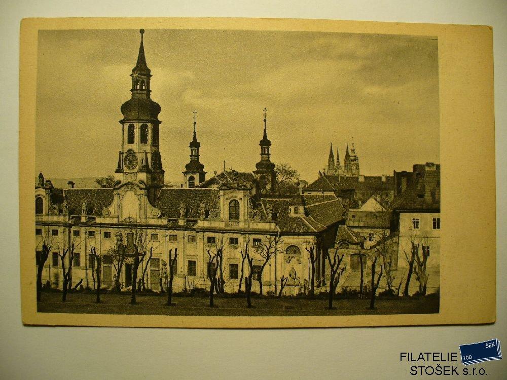 Klaster Praha Praha Loreta Klášter