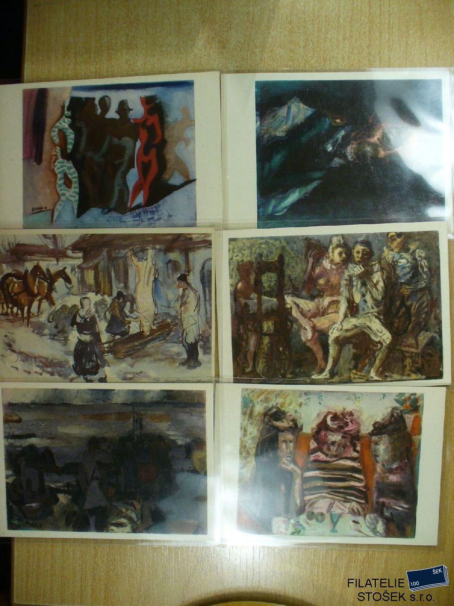 4e0dff1d65 Námětová pohlednice - Lidé
